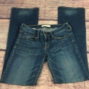 bullhead black jeans women's size 5 regular boot